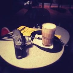 Photo taken at Caffènation by J B. on 5/15/2012