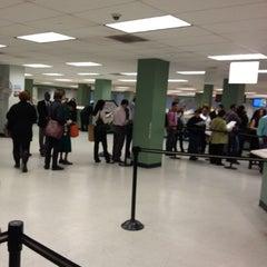 Photo taken at New York State DMV by Brittan B. on 3/14/2012