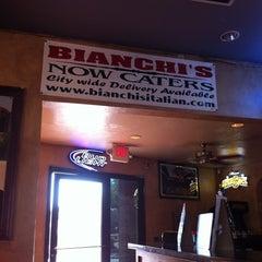 Photo taken at Bianchi's Italian by Josh G. on 6/17/2012