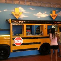 Photo taken at Taco Bus by Sean B. on 8/14/2012