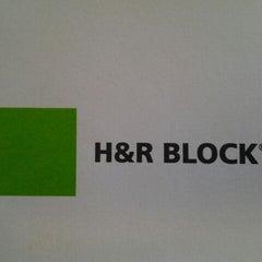 Photo taken at H&R Block by Tara H. on 2/16/2012