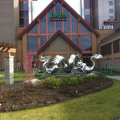 Photo taken at River Rock Casino Resort by Vanessa M. on 3/1/2012