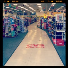 Photo taken at CVS/pharmacy by Gregory S. on 7/2/2012