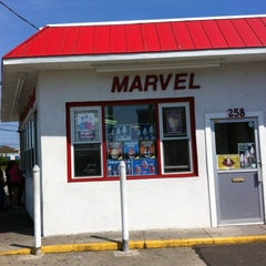 Photo taken at Marvel Ice Cream by Randy N. on 4/21/2012