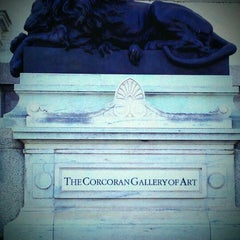 Photo taken at Corcoran Gallery of Art by Mr. M. on 4/7/2012