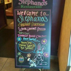 Photo taken at Stephano's by Wayne A. on 3/28/2012