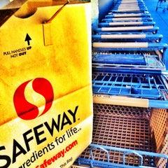 Photo taken at Safeway by David G. on 7/25/2012