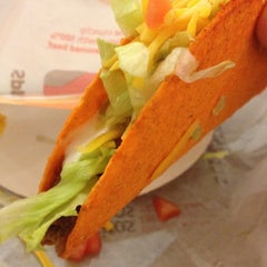 Photo taken at Taco Bell by Jason F. on 9/1/2012