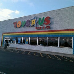 "Photo taken at Toys ""R"" Us by Christina W. on 5/6/2012"