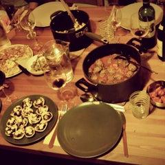 Photo taken at Tapas & Birra by Isabel Margarita G. on 6/2/2012