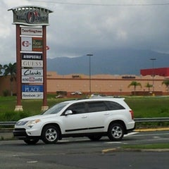 Photo taken at The Outlets at Route 66 Mall by Giselle D. on 8/12/2012
