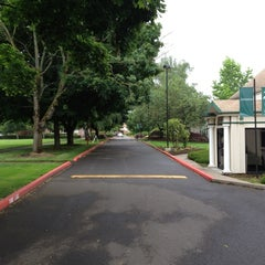 Photo taken at Multnomah University by Weston R. on 6/30/2012