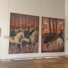 Photo taken at Musée Maurice Denis by Yaroslava on 6/24/2012