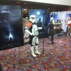 Photo taken at Regal Cinemas Clarksville 16 by Chris R. on 2/12/2012