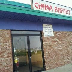 Photo taken at China Buffet by Douglas H. on 5/5/2012