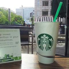 Photo taken at Starbucks by Daniel A. on 4/14/2012