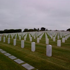 Photo taken at Fort Rosecrans National Cemetery by Julian W. on 8/3/2012