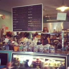 Photo taken at Joni's Montauk by Ania on 7/20/2012