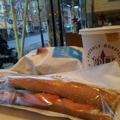 Photo taken at Pret A Manger by Dr.Hussain ش. on 2/13/2012