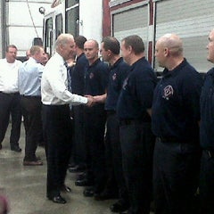 Photo taken at Salem Fire Department by Mike M. on 5/16/2012
