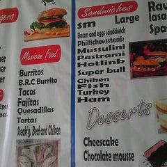 Photo taken at Angelino's Pizza by Fletcher K. on 6/15/2012