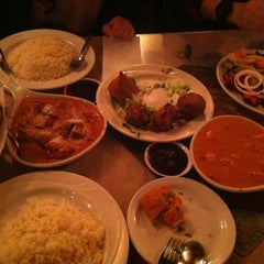 Photo taken at Taste of India by Suzy J. on 3/6/2012