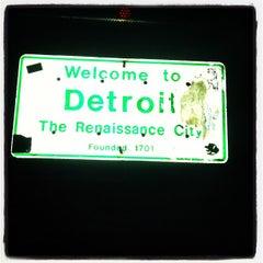 Photo taken at Motor City Bar by Joseph G. on 4/21/2012