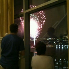 Photo taken at New Orleans Marriott by Yul E. on 4/15/2012