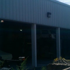 Photo taken at Sheridan Auto Body by Christopher W. on 8/20/2012
