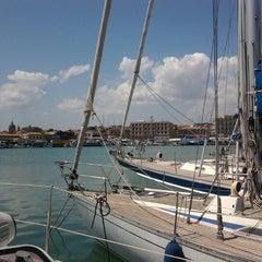 Photo taken at Porto di Catania by Sergey I. on 5/4/2012