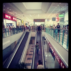 Photo taken at Litoral Plaza Shopping by Lipee B. on 9/8/2012
