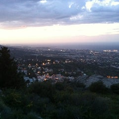 Photo taken at Bellapais by Hüseyin E. on 3/28/2012