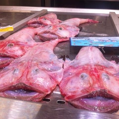 Photo taken at Mercado Central de Almería by Ed W. on 8/28/2012