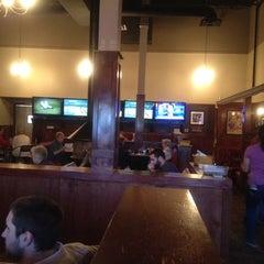 Photo taken at Falls Tap Room by Wendi L. on 4/6/2012