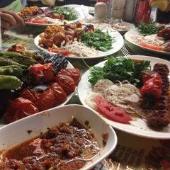 Photo taken at Bahçelievler Kebap Salonu by Hasan A. on 9/11/2012
