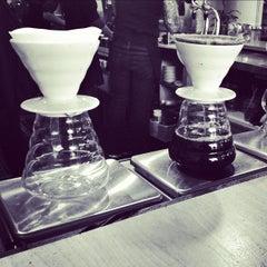 Photo taken at Intelligentsia Coffee by Dan R. on 6/9/2012