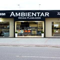 Photo taken at Ambientar Móveis Planejados by João Batista P. on 4/16/2012