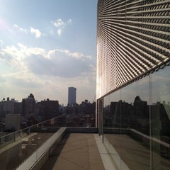 Photo taken at New Museum by Andrea P. on 9/1/2012