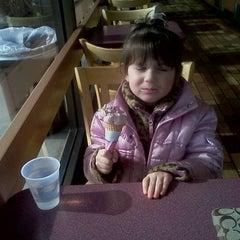 Photo taken at Baskin-Robbins by Elizabeth M. on 2/23/2012