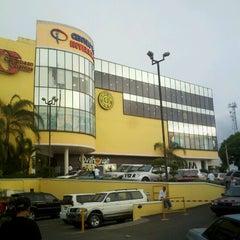 Photo taken at Centro Plaza Internacional by samuel g. on 7/9/2012