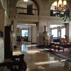 Photo taken at The Brown Hotel by Jennifer S. on 8/22/2012