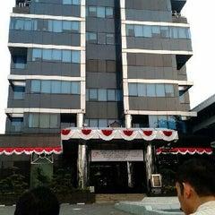 Photo taken at Graha Angkasa Pura 1 by Shasya T. on 8/18/2012