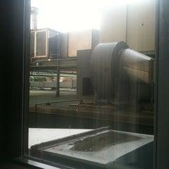 Photo taken at Omni Shoreham Hotel by Garrett G. on 6/13/2012