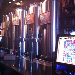 Photo taken at Detroit Beer Company by Anuradha K. on 6/13/2012