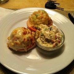 Photo taken at Alpenrose Restaurant & Cafe by Dennis B. on 4/12/2012
