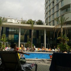 Photo taken at Hotel Agora Spa & Resort **** by Fran P. on 7/30/2012