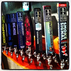 Photo taken at Swamp Head Brewery by Swamp Head on 9/13/2012