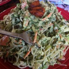 Photo taken at Cafe Gratitude by Pearlene U. on 5/19/2012