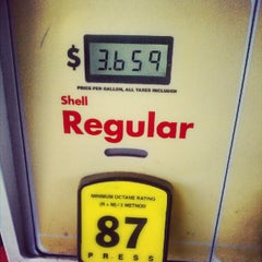 Photo taken at Shell by Q D. on 6/19/2012