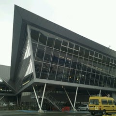 Photo taken at Aéroport de Lille (LIL) by William B. on 6/10/2012